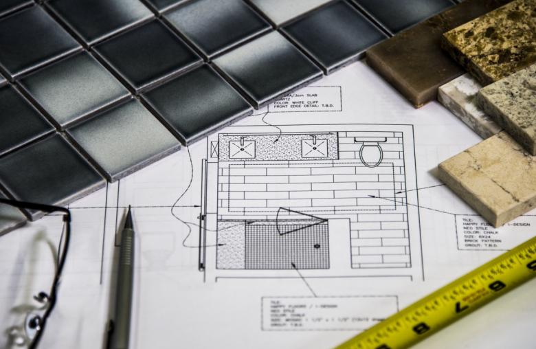 fliesen verlegen schritt f r schritt w stenrot mein leben. Black Bedroom Furniture Sets. Home Design Ideas