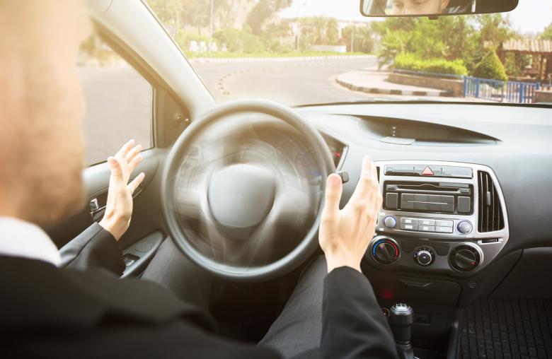Noch ungewohnt: Autofahren ohne selbst zu lenken