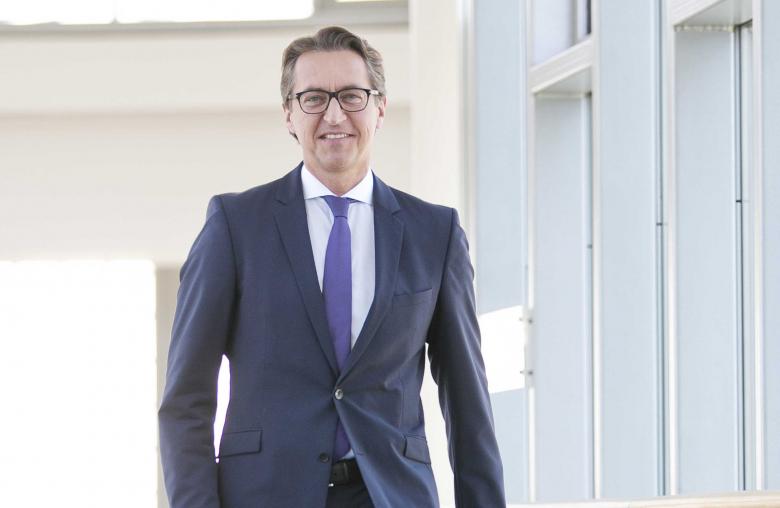 Leonhard Schitter von der Salzburg AG rät zum thermischen Sanieren.