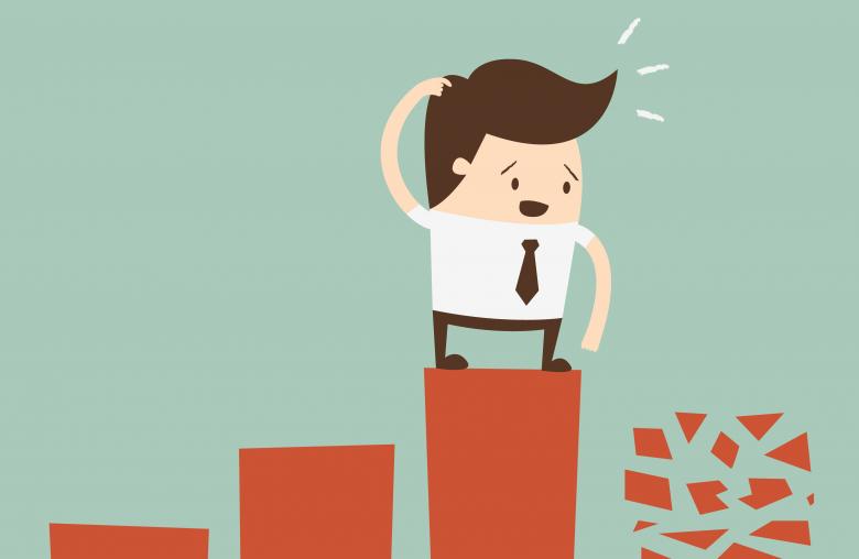 Beim Risiko beschreibt man die Verlustgefahr oder Ungewissheit über künftige Gefahren. Je spezieller der Anlageschwerpunkt, desto größer das Risiko.