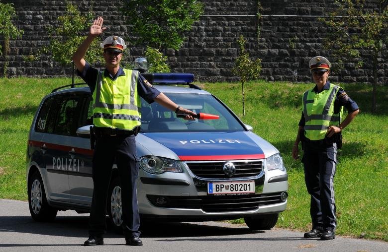Verkehrskontrolle: Jetzt heißt es Ruhe bewahren.