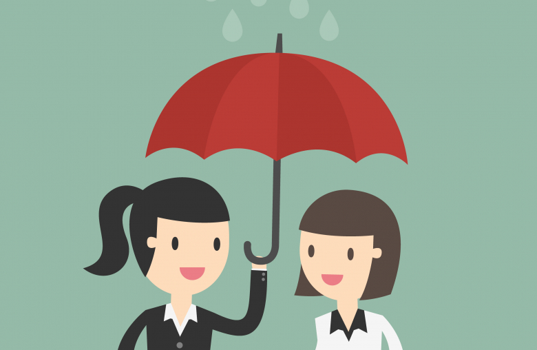 Das angesparte Kapital einer Todesfallschutzversicherung wird am Ende einer vereinbarten Laufzeit an den Versicherungsnehmer ausgezahlt.