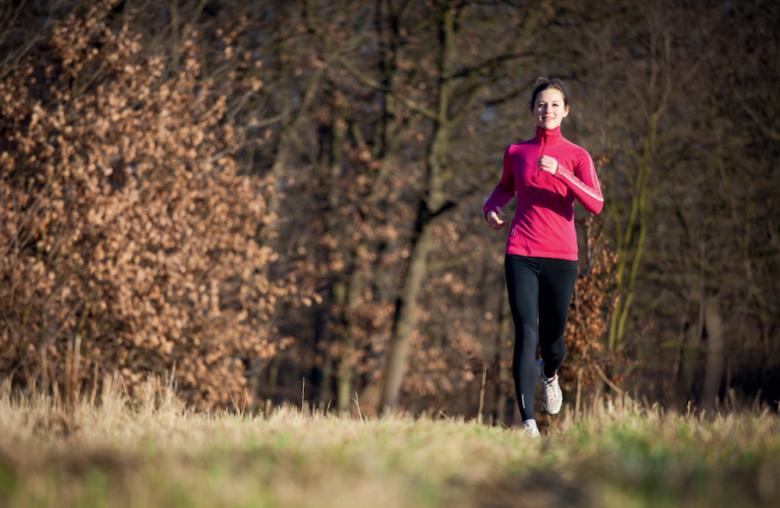 Geht ganz einfach: Schuhe an, Tür auf und dem Alltag davonlaufen