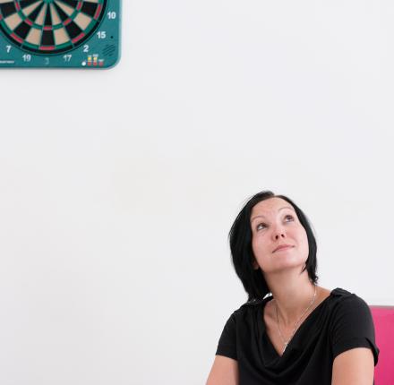 Unternehmerin aus Leidenschaft: Marion Korherr hat ihre Idee zur Geschäftsidee gemacht.
