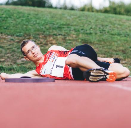 Die Profisportler führte Günther Matzinger mit einer Zeit von 49,03 Sekunden an. Sein bisheriger Rekord liegt bei 48,28 Sekunden.