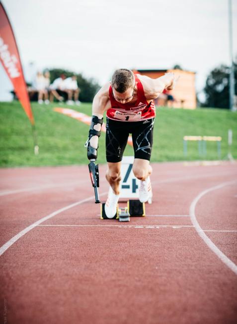 Die Kombination aus Schnelligkeit und Ausdauer macht die 400 m zur Herausforderung.