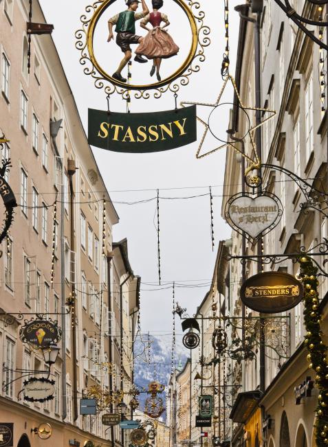 Begehrte Lagen: Allein in Salzburg stehen in diesem Jahr 140 Millionen Euro für den Wohnungsbau zur Verfügung.
