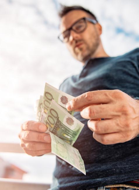 Kapital in Fonds ist Sondervermögen und deshalb per Gesetz geschützt.