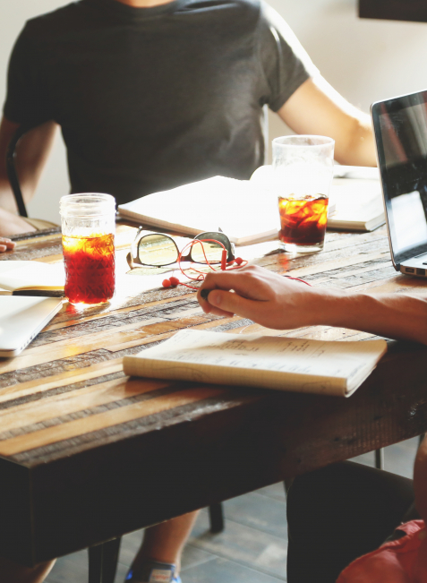 In Wien konzentrieren sich 68 Prozent aller österreichischen Startups. Sie treffen sich regelmäßig zum Stammtisch.