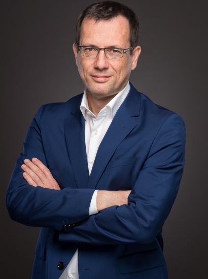 Walter Novotny, Leiter Personal bei Wüstenrot