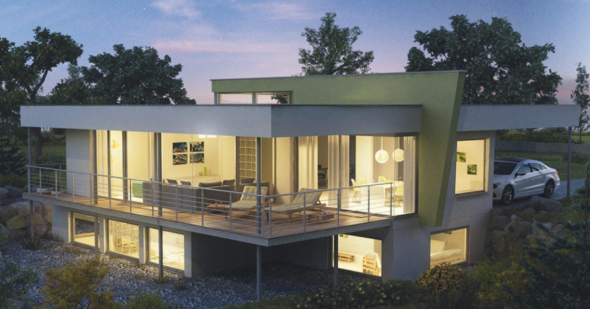 bungalows offenes wohnen mit zukunft w stenrot mein leben. Black Bedroom Furniture Sets. Home Design Ideas